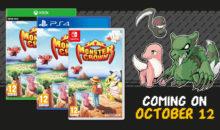 """Il gioco di ruolo """"Monster Crown"""" per domatori di mostri verrà lanciato il 12 ottobre"""