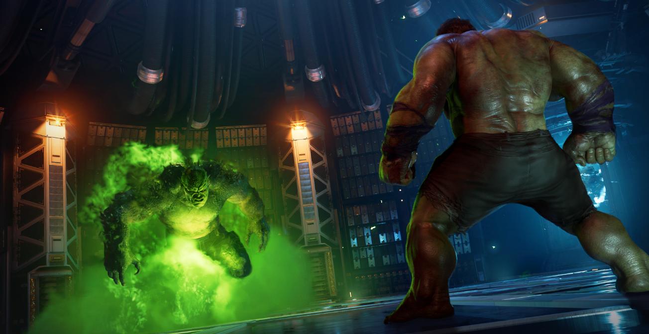 Il secondo WAR TABLE di Marvel's Avengers: beta, Hawkeye e ...