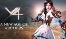 V4, il MMORPG aggiunge la nuova classe arciere