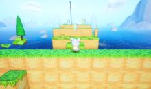 Neko Ghost, Jump! Puzzle-Platform con cambio di prospettiva