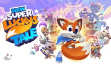 New Super Lucky's Tale arriverà su PlayStation 4 e Xbox One quest'estate