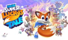 New Super Lucky's Tale è arrivato su console Nintendo Switch