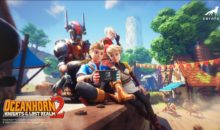 Oceanhorn 2: Knights of the Lost Realm', Viaggio epico in autunno su Switch
