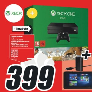 offerte mediaworld xbox one