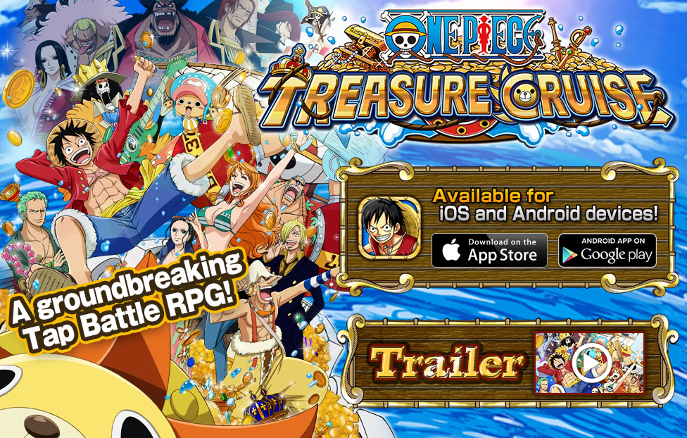 one piece treasure cruise ios android smartphone italia