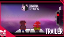 Oniria Crimes è arrivato su PS4, Switch, Xbox One e Steam
