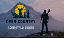 OPEN COUNTRY è arrivato su PC, PS4 e XB1
