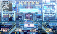 Orangeblood, RPG in pixel art rinviato a inizio 2020