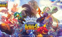 Skylanders: Ring of Heroes, Nuovo update, nuova modalità Arena e un nuovo sistema di combattimento