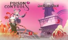 POISON CONTROL, tra shooter e action 3D in salsa anime, da oggi su PS4 e Switch