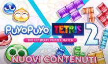 Puyo Puyo Tetris 2: novità in arrivo con nuovi personaggi, modalità di gioco BGM e avatar