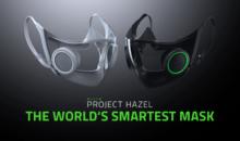 PROJECT HAZEL – Razer presenta la nuova mascherina smart