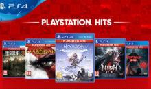 PlayStation Hits: dal 28 giugno anche Horizon Zero Down CE e NIOH oltre ad altri titoli