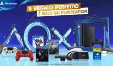 PlayStation, Sconti Natalizi su giochi e console