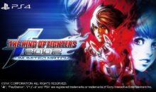 THE KING OF FIGHTERS 2002 UNLIMITED MATCH è arrivato su PS4, tutte le info