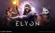 ELYON, il MMORPG presentato con un nuovo trailer e dettagli sul lancio