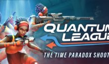 Quantum League, il particolare time paradox shooter entra in beta aperta oggi