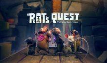 A Rat's Quest: The Way Back Home, un video chiarisce molte cose sull'avventura d'azione