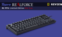 Tastiera REALFORCE R2 PFU Limited Edition by Topre mid-size, la nostra recensione