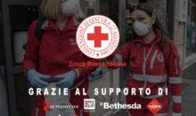 TERMINATA LA CAMPAGNA DELLA GAMING INDUSTRY IN FAVORE DELLA CROCE ROSSA ITALIANA, RACCOLTI PIU' DI 30.000€