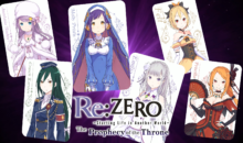 Re:ZERO -Starting Life in Another World- The Prophecy of the Throne, il gameplay overview trailer e caratteristiche
