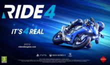 RIDE 4 L'esperienza definitiva su due ruote arriva su next-gen