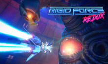 Rigid Force Redux, lo shooter laterale 3D arriverà su Switch e XOne