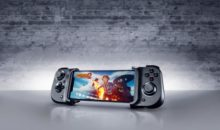 RAZER KISHI FOR iPHONE  PORTA UN CONTROLLO DI LIVELLO CONSOLE SU iOS