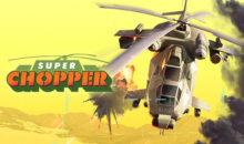 In Super Chopper: imbarcati su un elicottero, combatti e completa missioni di salvataggio