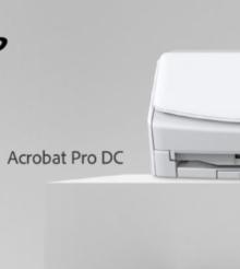PFU (EMEA) promo 12 mesi con Adobe Acrobat Pro DC con l'acquisto di uno scanner ScanSnap iX1400