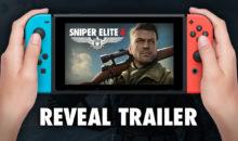 SNIPER ELITE 4 arriverà su Switch: Trailer di debutto svelato durante il Nintendo Direct