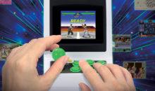 Sega Astro City, la mini retro console per festeggiare i 60 anni