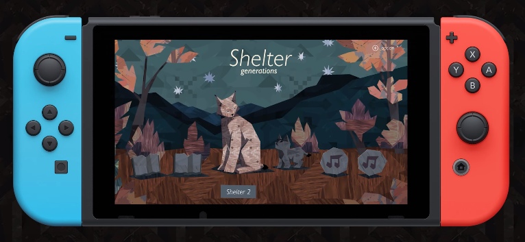 shelter generations switch