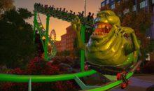 Abbraccia la magia del cinema con Planet Coaster: Ghostbusters & Studios Pack