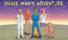 Snake Man's Adventure è ora disponibile su Steam