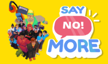 "Il comico ""Say No! More"" è arrivato su Switch, Steam e iOS"
