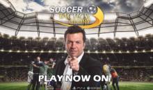 SOCCER, Tactics & Glory: il gestionale strategico di calcio arriva su console