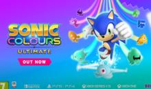 Sonic Colours: Ultimate arriva oggi