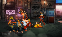 STREETS OF RAGE 4: Dietro le quinte del fighting game in arrivo