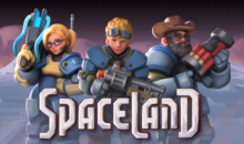 Spaceland: Combatti l'orda aliena su PS4 e Xbox One