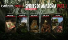 "Creepy Jar rivela ""Spirits of Amazonia"", una nuovissima storia prequel in Green Hell"