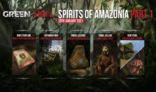 "Creepy Jar rivela ""Spirits of Amazonia"", una nuovissima storia prequel in Green Hell"