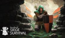 Siege Survival: Gloria Victis, nuova demo giocabile su Steam e partnership Koch Media-Black Eye Games