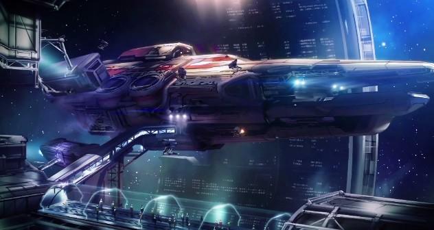 starship uscita per pc mac e ipad dal creatore di civilization