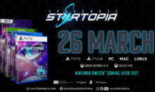 Spacebase Startopia: annunciato l'arrivo su PC/Linux/Mac, Xbox (One/Series X|S) e PlayStation 4|5