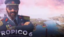 TROPICO 6: la prossima settimana arriva su console Nintendo Switch