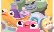 """Il nuovo elegante octo-puzzle, """"Takoway"""", arriva su iOS e Android dal 3 ottobre"""