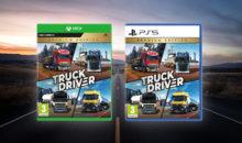 Truck Driver – Premium Edition in arrivo il 30 settembre per PlayStation 5 e Xbox Series X|S