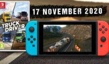Truck Driver è pronto per scendere in strada con Nintendo Switch il  17 novembre