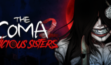 The Coma 2: Vicious Sisters, un video horror in tempo per halloween e un concorso per Steam EA